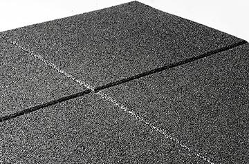 Dak-, terras-, galerijtegel vanaf 3 cm
