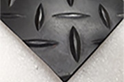 SBR Diamant vanaf 3 mm - zwart - 10 m
