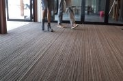 Duplifloor - 22 mm hoog - 28 mm strips - 4 mm profielafstand