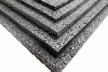 Granulaat rubber - Dikte 4 mm - 10 m x 1,25 m  p/rol