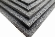 Granulaat rubber - Dikte 8 mm -  10 m x 1,25 m  p/rol