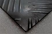 SBR Checker vanaf 3 mm p/rol